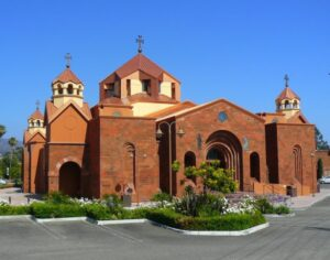 ST. LEON (GHEVONTIANTS) ARMENIAN CATHEDRAL