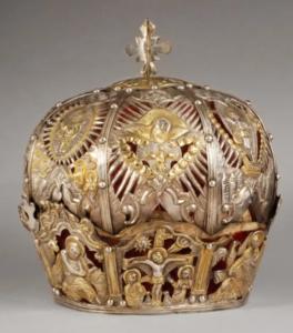 Sacramental Tiara, 1853, Armenia