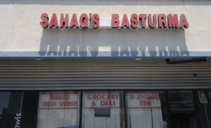 Sahag's Basturma, USA