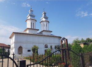 """Biserica armenească """"Sf. Gheorghe"""", Focșani"""