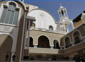 Saint Kevork Armenian Orthodox - Church, Beirut