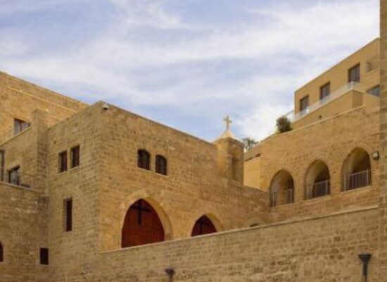 Saint Nicholas Monastery, Tel Aviv