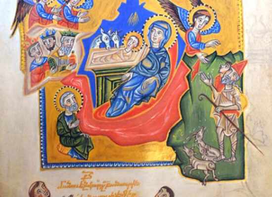 Sargis Pitsak, Miniature, 1346