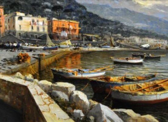 Seascape, Andrea Marini