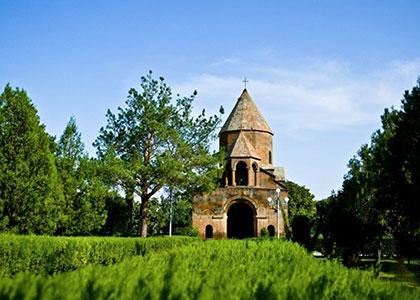 Shoghakat Church, 1694.