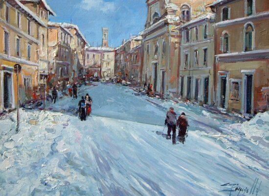 Snow, Ciro Canzanella