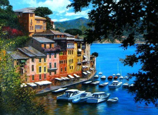 Snug Harbor, Raffaele Fiore