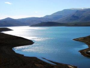 Spandaryan Reservoir, Syunik Province