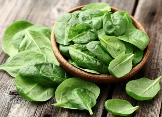 Spinach, Սպանախ