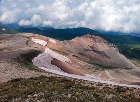 Spitakasar Mount, 3,560 m, Ararat Province