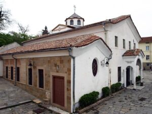 St. George Armenian church, Plovdiv, Bulgaria