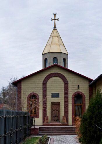 St. Karapet Church, Almaty, Kazakhstan