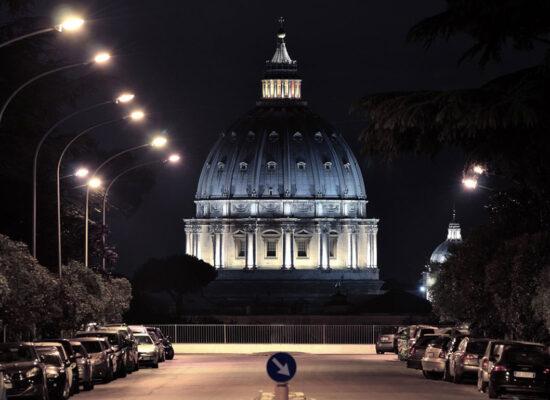 St.-Peter's Dome Illusion, via Piccolomini
