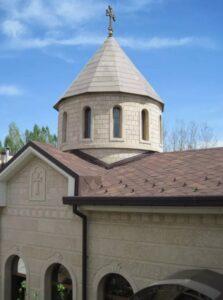 St. Philippos Armenian church, Tashkent, Uzbekistan