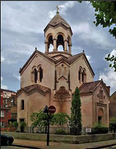 St. Sarkis Armenian Apostolic Church (London, UK)