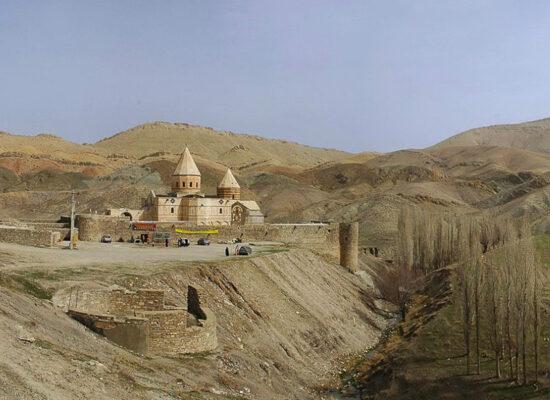 St. Thaddeus Cathedral, Ghara Kelisa, Iran