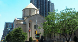 St. Vartan Armenian Cathedral, New York