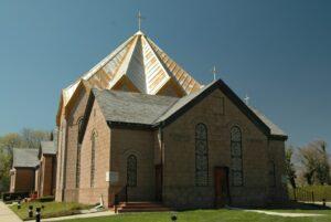 St. Stepanos Church, 1986, Elberton, New Jersey.