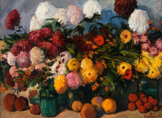 Still Life with Flowers, 1939