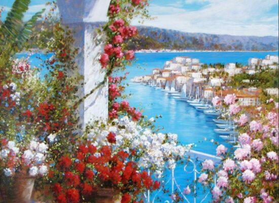 Summer in Italy, Raffaele Fiore