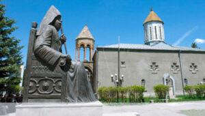 Surb-Khach--Church,-Akhalkalaki