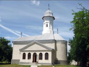 -Khach-or-Sagigadar-Church,-Bulai,-Suceava-County,-Romania