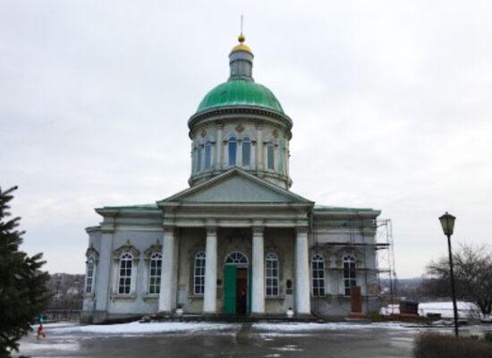 Surp Khach Church or Holy Cross Church, Nor Nakhichevan, Rostov, 1786 -1792.