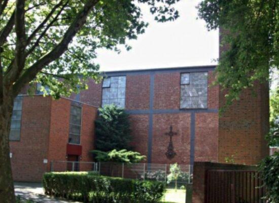 Surp Sahak Mesrop Kirche (ehem. St. Christophorus), The Church Of St. Sahag Mesrob, Cologne.