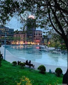 Swan Lake, Yerevan