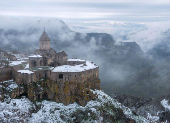 Tatev Monastery Complex, Syunik Province