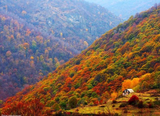 Tavush Province.