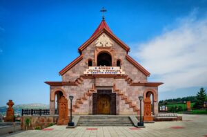 The Armenian Apostolic Church Surb Vardan, Kislovodsk