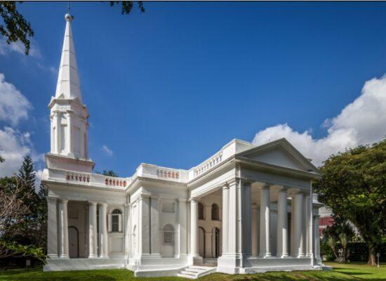 The Armenian Church of Saint Gregory the Illuminator, Singapore