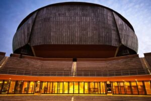 The Auditorium Parco della Musica