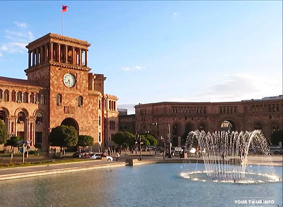 The-Government-House-of-Armenia