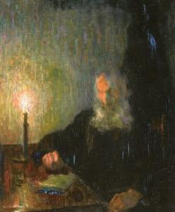 The Philosopher, Le Philosophe, Pushman