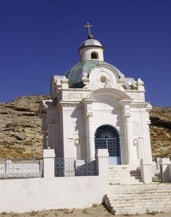 Armenian Chapel, Fort-Shevchenko, Kazakhstan