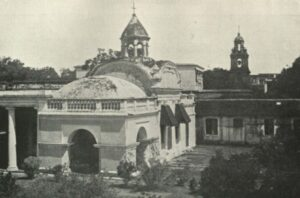 Armenian Church, situated in Armenian Street, was opened in 1712.