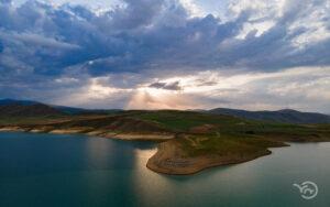 Tolors Reservoir, Syunik Province.