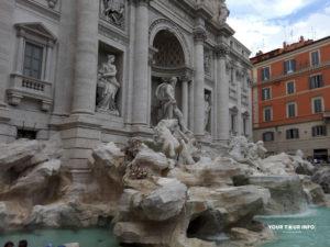 Trevi Fountain, Piazza di Trevi, 00187 Roma