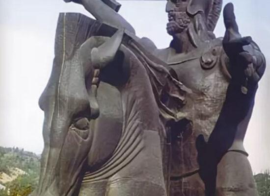Vardan Mamikonyan - Military Leader, 387 - 451 AD