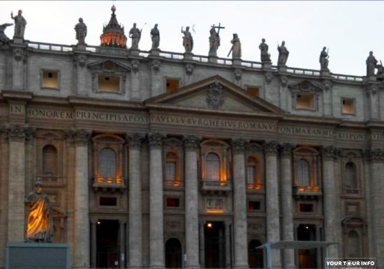 Vatican-at-light