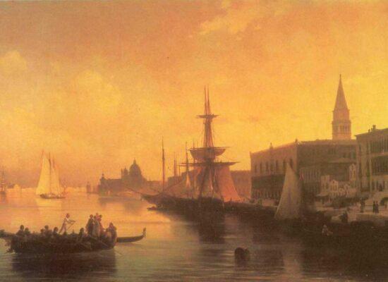 Venice, 1842.
