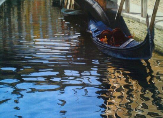 Venice Reflection, Raffaele Fiore