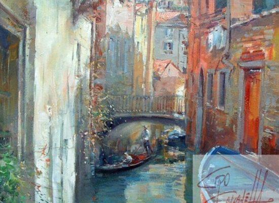 Venice, Ciro Canzanella