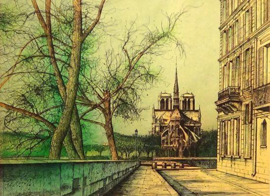Vers Notre Dame