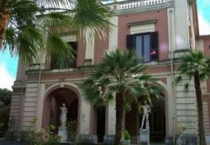 Abamelek-Lazarev Villa in Rome. 12 Via Aurelia Antica.