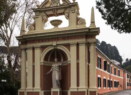 Villa Abamelek, Rome Residence of the Russian Ambassadors.