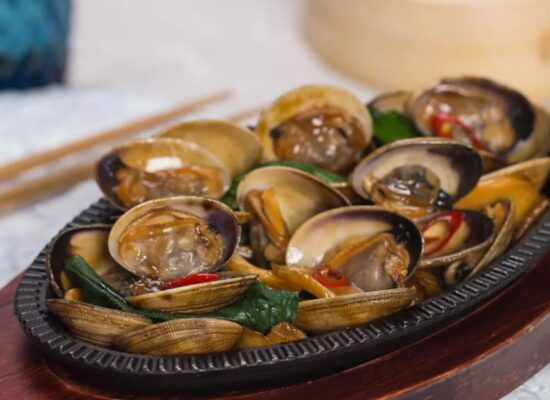 Vongole, Clams