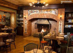 Yasaman Tsaghkadzor's Restaurant